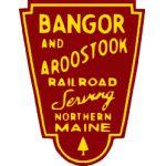 Bangor and Aroostook Short Red