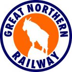 Great Northern Orange and Blue