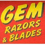 GEM razor blades