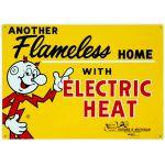 Reddy Kilowatt Sign
