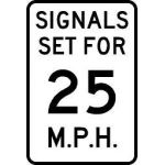 Signals Timed