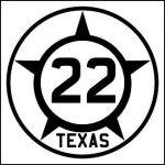 Texas Highway 1934-1949