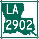 Louisiana 1956 to 2008