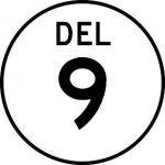Delaware shield 1966 to 1969