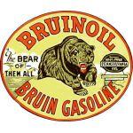 Bruinoil